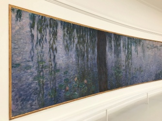Monet's Water Lilies at the Orangerie